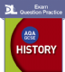 AQA GCSE History Exam Question Practice[L]...[1 year subscription]